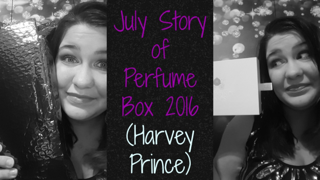 Story of Perfume Box